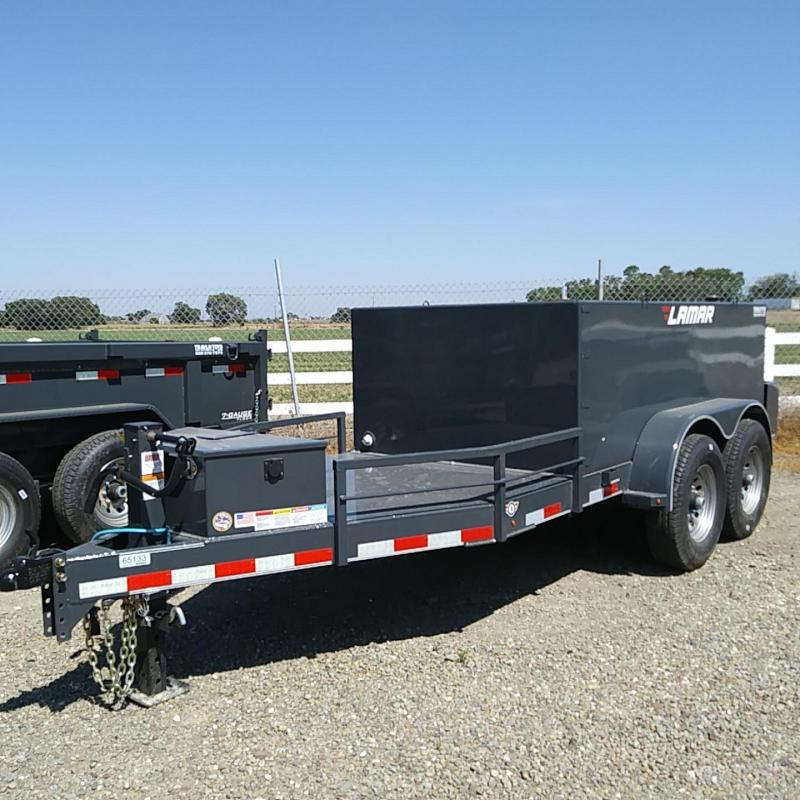 Lamar Trailers -14K-990 Gallon Fuel Trailer