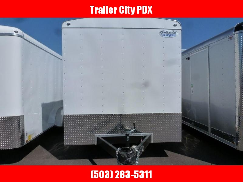 Continental Cargo 8X18 10K FOOD TRUCK SUPER TALL WHITE