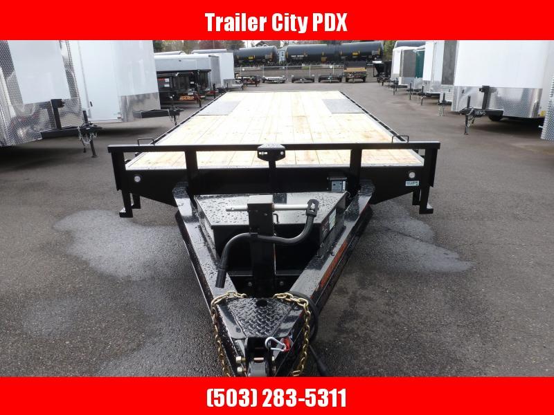 2020 MAXXD DOX - 20 X 102 14K I-Beam Deck Flatbed Trailer
