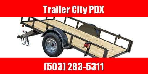 "2020 MAXXD G2M 10X 61"" tTILT UTILITY. WS SINGLE AXLE QUICK TILT Utility Trailer"
