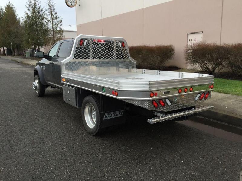 Pro Tech Accessories Aluminum Truck Bed