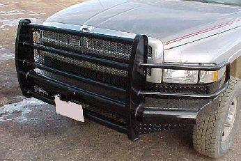 Dodge 1994-02 Ram - New Ranch Hand Legend Front Bumper Replacement