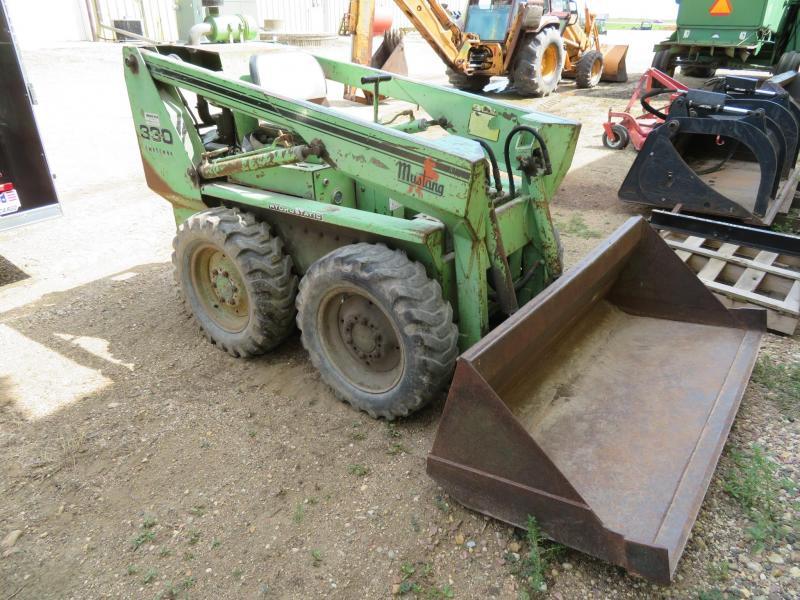 Owatonna OMC 330 Skid Steer Loader