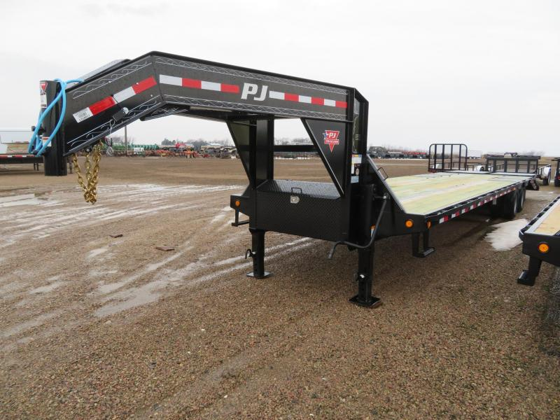 2020 PJ Trailers 36 Low Profile Gooseneck Trailer