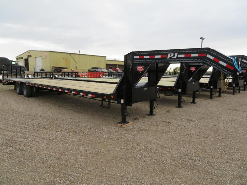 2020 PJ Trailers 36 Low Profile GN Trailer