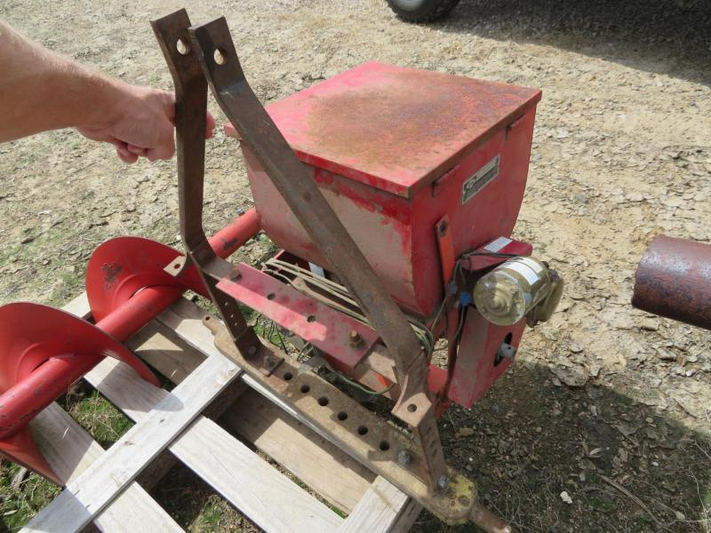Used 3 Point Seeder