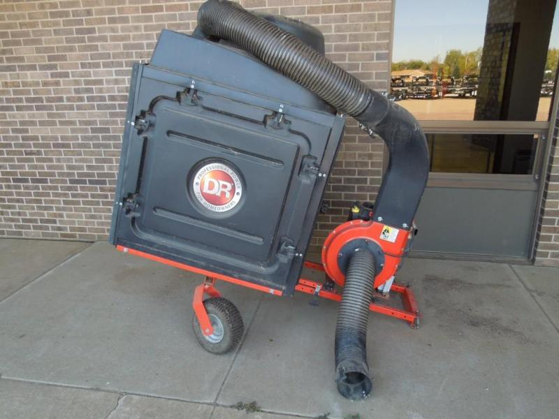 Used Dr Power Equipment Tow Behind Leaf & Lawn Vac / Vacuum