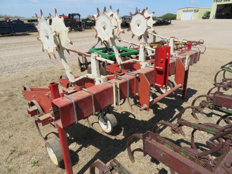White 378 3 Row Cultivator