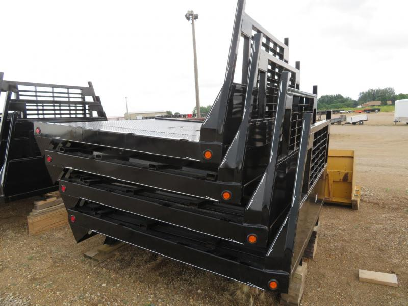 2019 JI Mfg 82 x 84 Truck Bed
