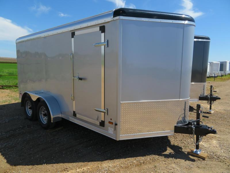 2020 US Cargo 7 x 14 Enclosed Cargo Trailer