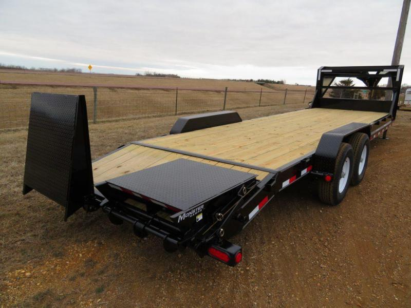 2019 PJ Trailers 26 GN Equipment Trailer