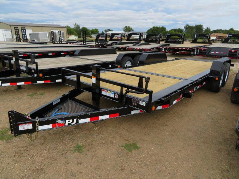 2020 PJ Trailers 22 Equipment Trailer