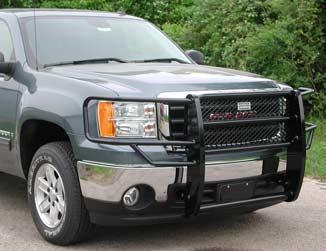 GMC 2008-09 2500 HD  - New Ranch Hand Legend Grill Guard