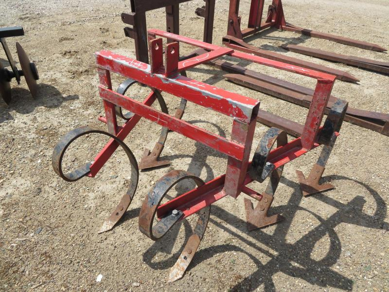 Red 1 Row Cultivator