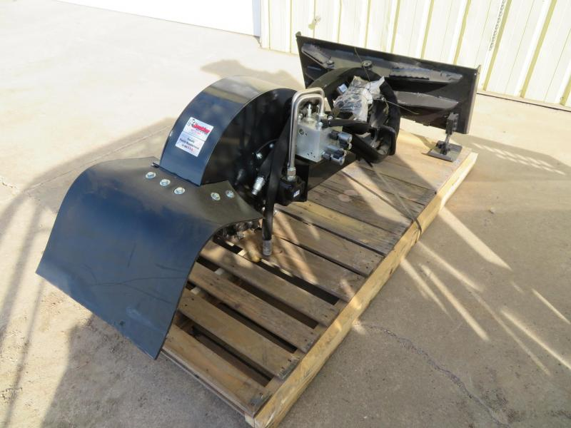 Jenkins Skid Steer Stump Grinder