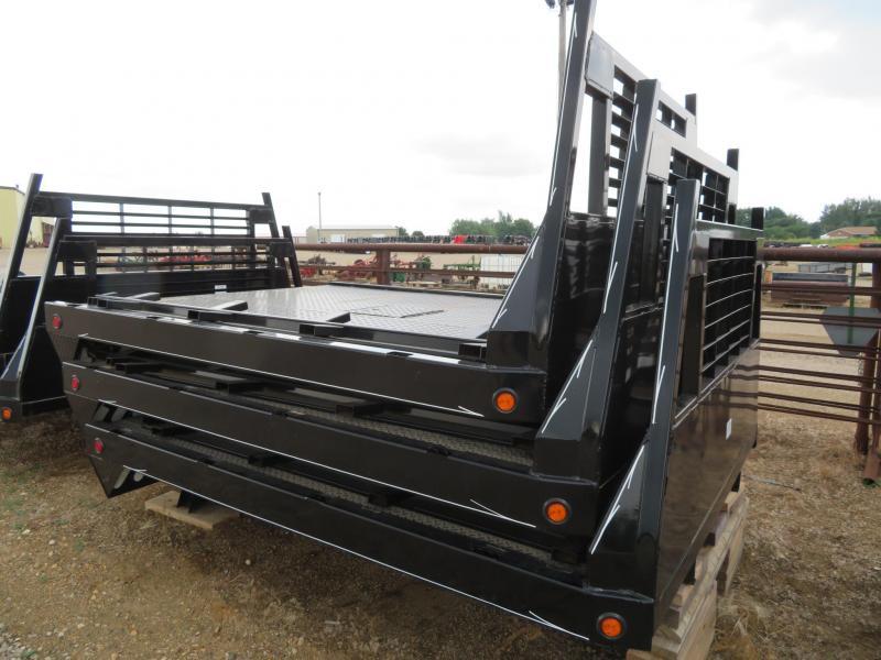 2019 JI Mfg 82 x 102 Truck Bed