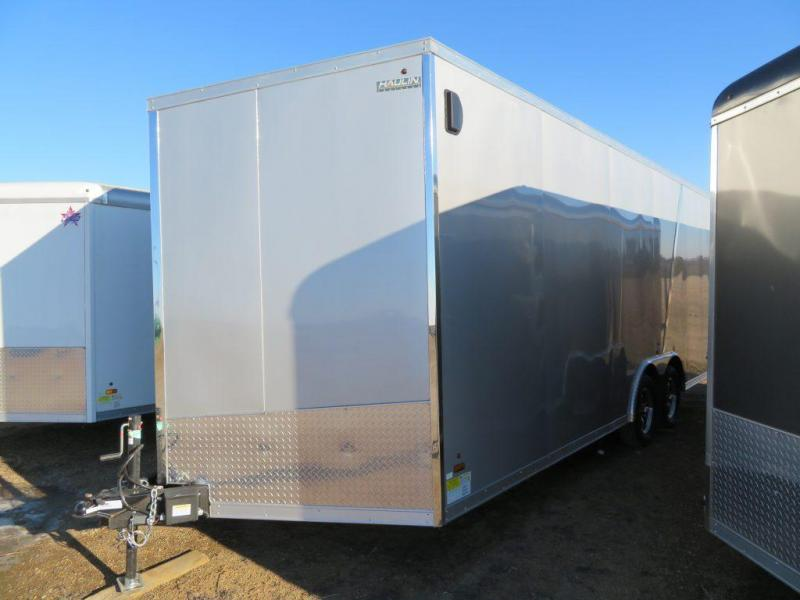 2019 Forest River 8.5 x 20 Haulin Enclosed Cargo Trailer