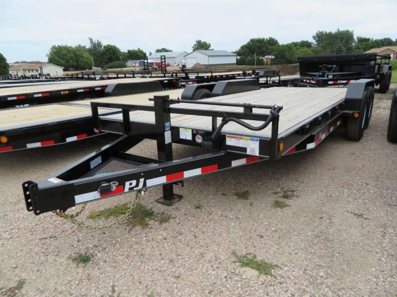2019 PJ Trailers 22 Equipment Trailer