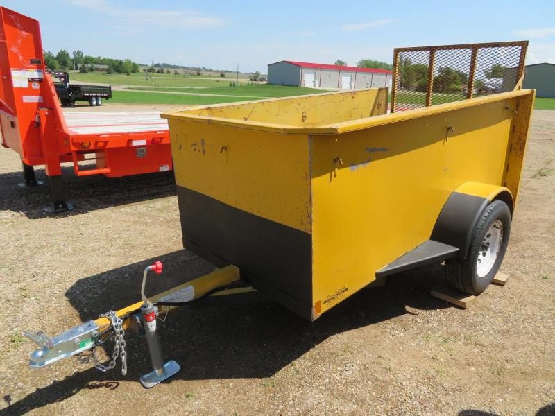 1999 DCT 8 Utility Trailer