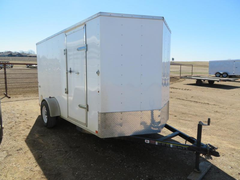 2013 Carry-On 6 x 12 Enclosed Cargo Trailer