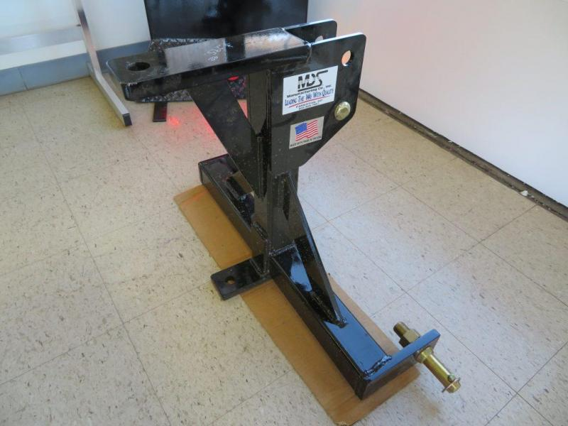 MDS - 3 Point Trailer Mover