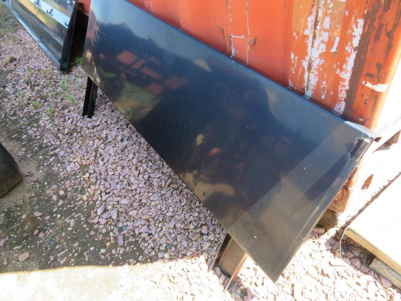 "Used PJ Trailers 18"" Front Box Extension"