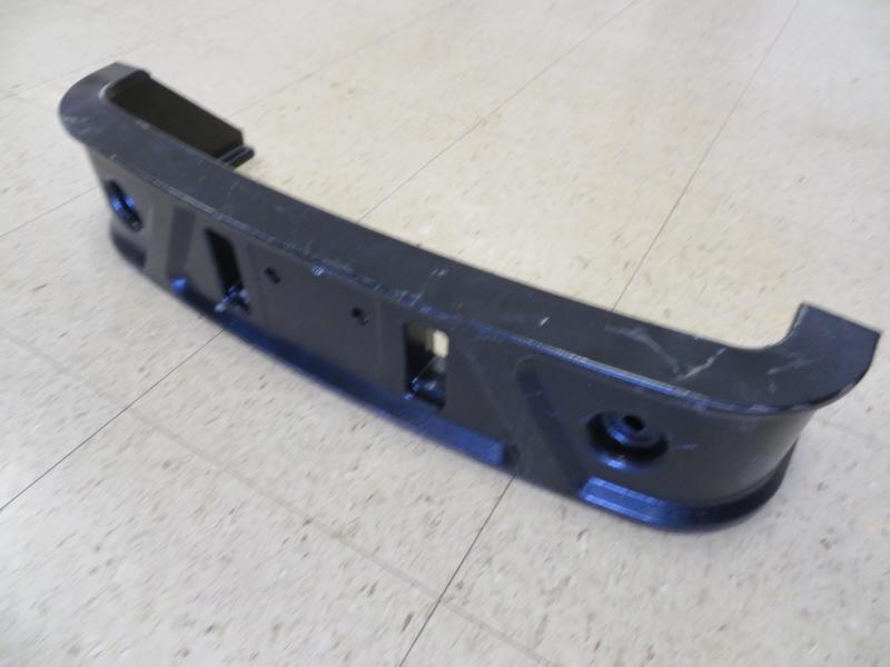 John Deere Bumper for ZTrak R Series mower TCU31258