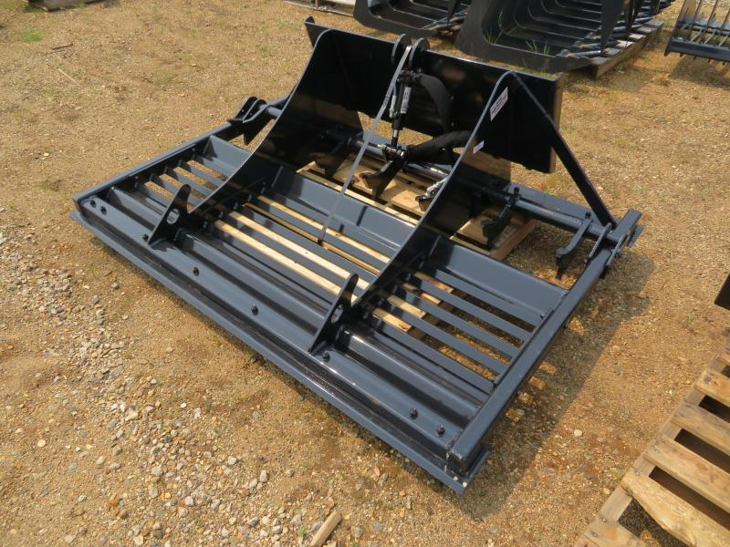 "New Jenkins 74"" Skid Steer Land Leveler"
