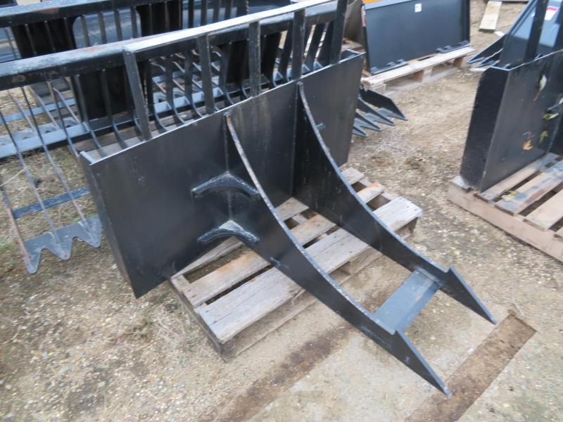 New Stump Remover for Skid Steer Loader