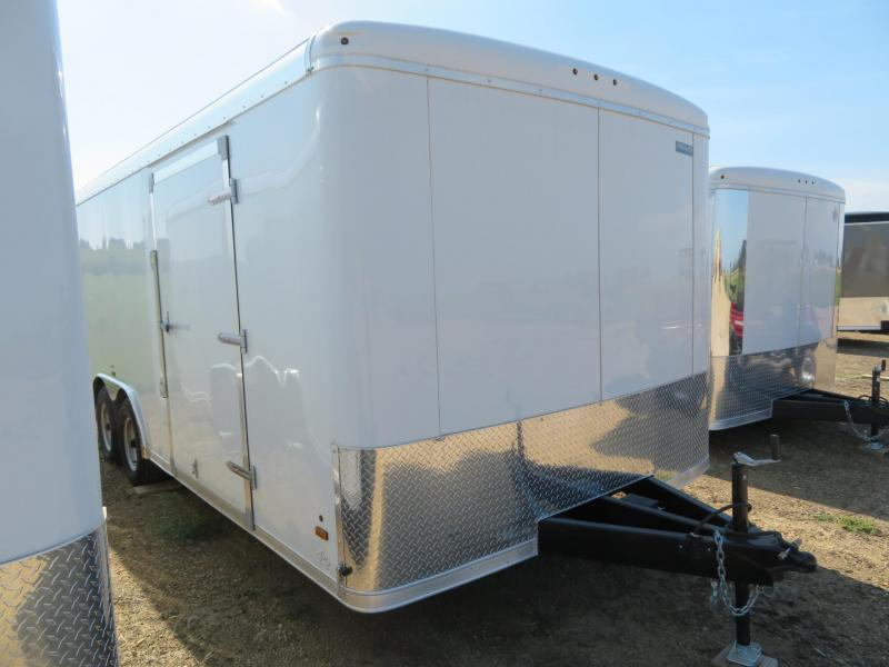 2020 Forest River 8.5 x 20 Enclosed Cargo Trailer