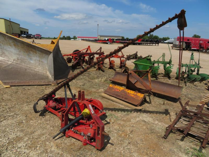 Agco New Idea 522 9' Sickle Mower