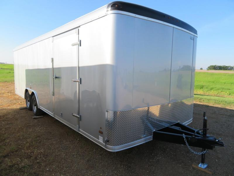 2020 Forest River 8.5 x 24 Enclosed Cargo Trailer