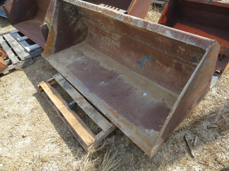 "Used 70"" Loader Bucket"