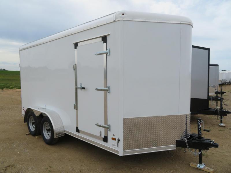 2020 US Cargo 7 x 14 Enclosed Cargo UTV Trailer