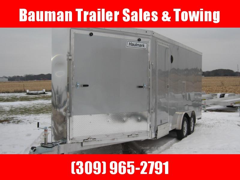 2020 Haulmark ALL ALUMINUM VENTURE MID DECK VTM7.5X24TA2 Snowmobile Trailer