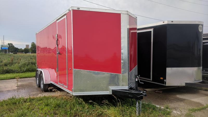 2019 Formula Trailers Triumph 7x16 Enclosed Cargo Trailer