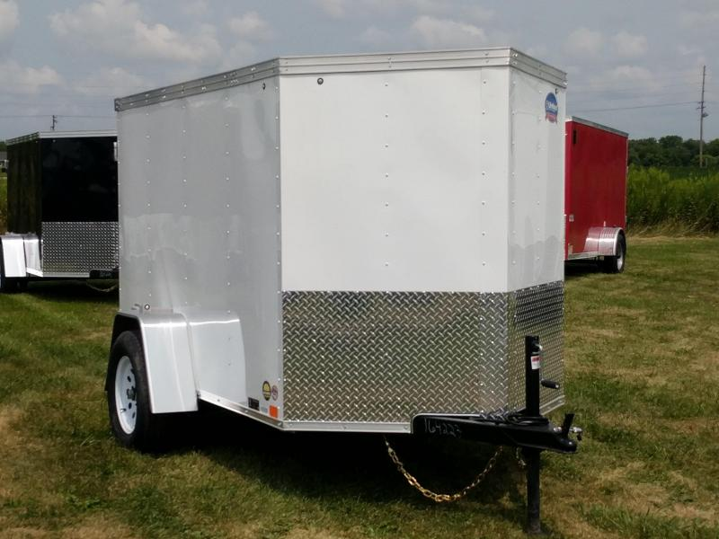 2019 United Trailers XLV 5 x 8 ft. Enclosed Cargo Trailer