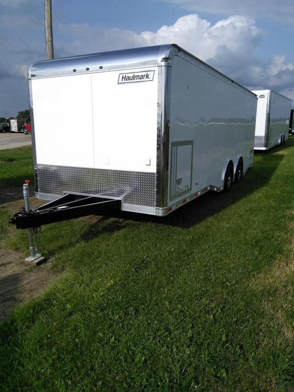 2018 Haulmark Edge Pro Car / Racing Trailer 8.5X24