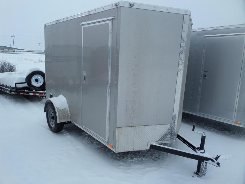 2019 Continental Cargo V-Series 6 x 10 Enclosed Cargo Trailer