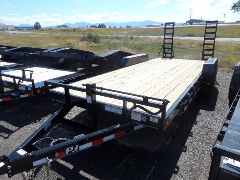 "2019 PJ Trailers 6"" Channel Equipment (CC) 20'"