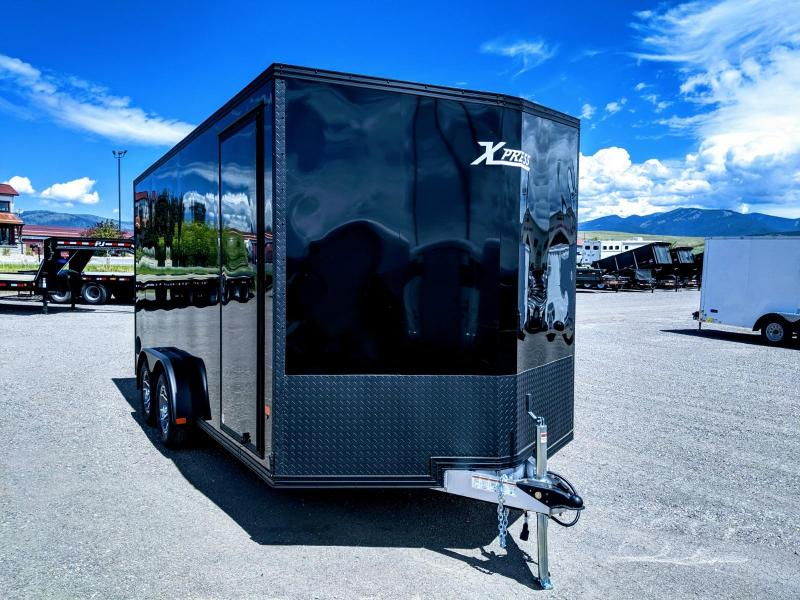2019 High Country Xpress 7.5x16 Enclosed Cargo Trailer