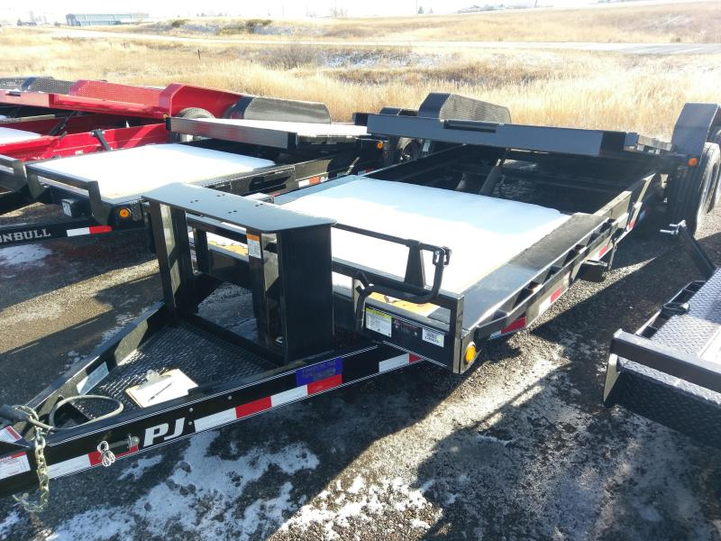 2018 PJ Trailers (TJ) Equipment Trailer