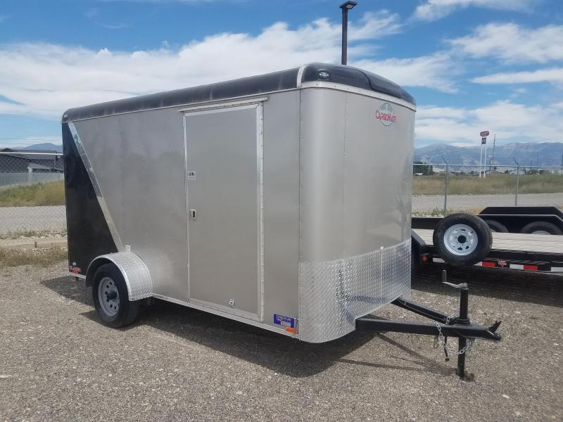 2018 Cargo Mate BL612SA Enclosed Cargo Trailer