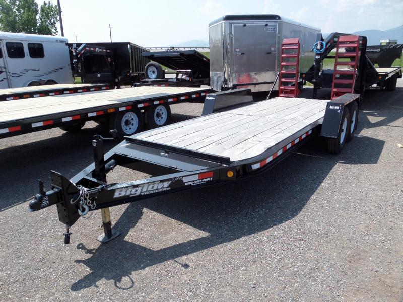 2017 Towmaster Trailers Big Tow (BE-6D) Equipment Trailer
