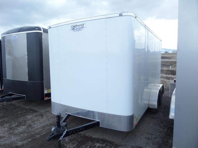2018 Continental Cargo Rambler Enclosed Cargo Trailer