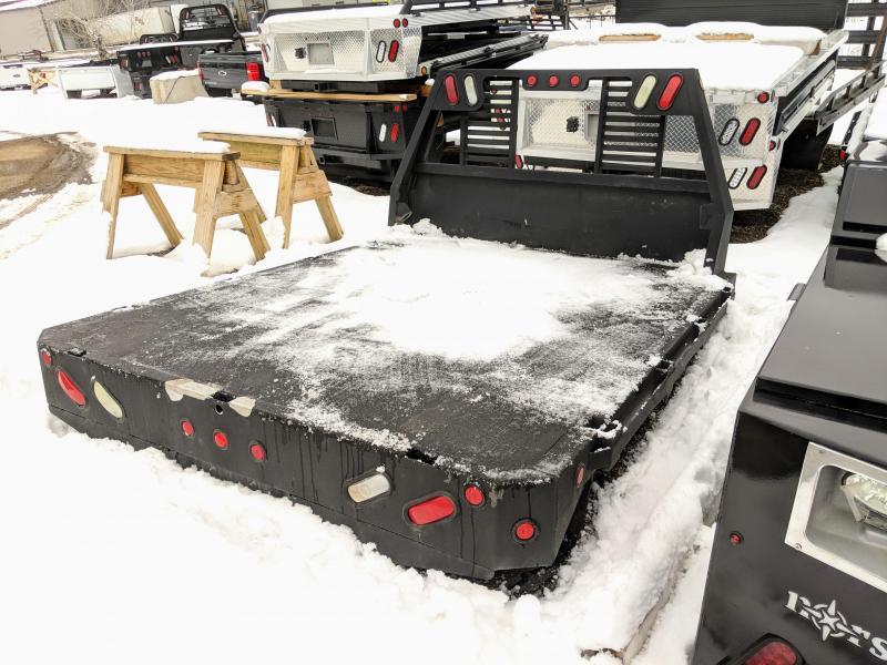 2016 Aluminum Flatbed Truck Bed