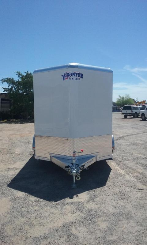 2017 Frontier STRIDER 2H BP Horse Trailer