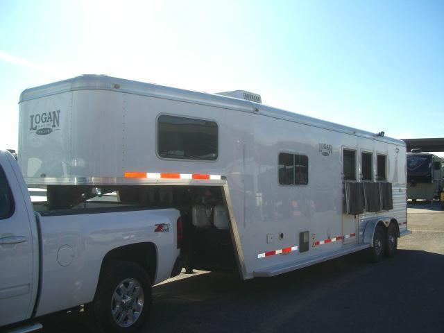 ****JUST REDUCED ANOTHER $2K**** 2013 LOGAN COACH RIOT 3H 7308 LQ SILVER