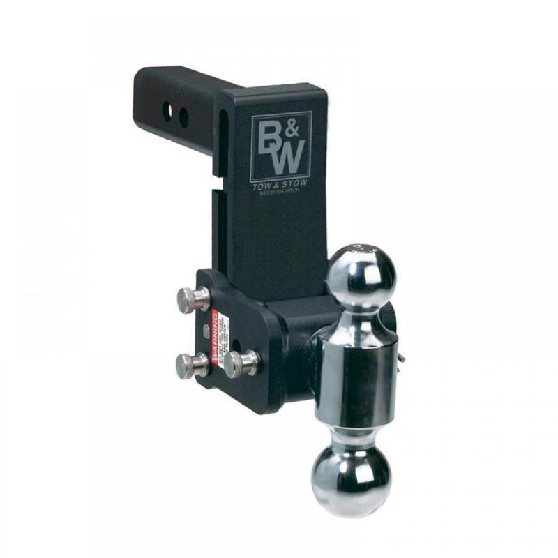B&M Tow & Stow 5 Inch Drop