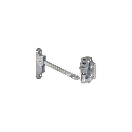 Aluminum 4 inch Door Holdback Hook & Keeper